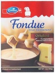Emmi Fondue Classic 14 oz