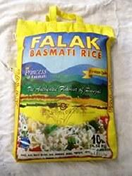Falak Basmati Rice 10 lb