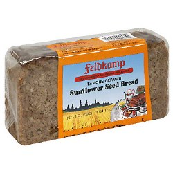 Feldkamp Sunflower Bread 475g