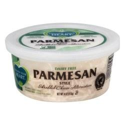Follow Your Heart Dairy Free, Vegan, Shredded Parmesan 4oz