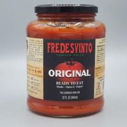 Fredesvinto Tomate Frito Pasta Sauce 32 oz