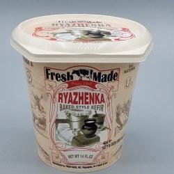 Fresh Made Ryazhenka 14 oz