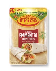 Frico Emmental Cheese Sliced 150g