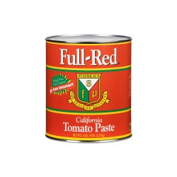 Full-Red Tomato Paste 6 lb can
