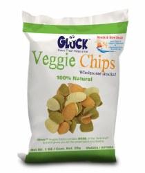 Gluck Veggie Chips 1 oz