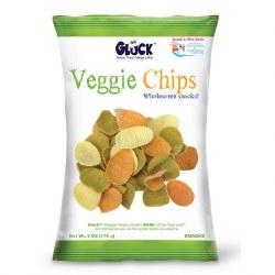 Gluck Veggie Chips 6 oz