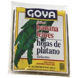 Goya Banana Leaves Frozen 16oz