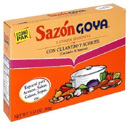 Goya Sazon Seasoning 100gr