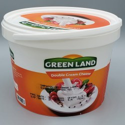 Greenland Double Cream Cheese 2 kg