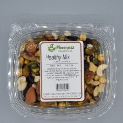 Phoenica Healthy Mix (Nuts, Fruits, Seeds) .34 lb