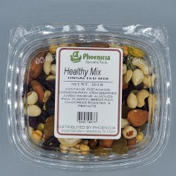 Phoenica Healthy Mix (Nuts, Fruits, Seeds) .60 lb