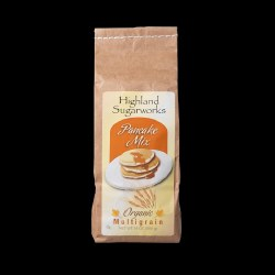 Highland Sugarworks Pancake Mix Organic 24oz