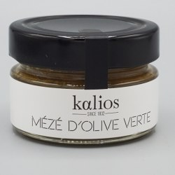 Kalios Green Olive Tapenade 3 oz