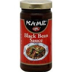 Kame Black Bean Sauce 8oz