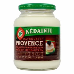 Kedainiu Mayonnaise Provence 430g