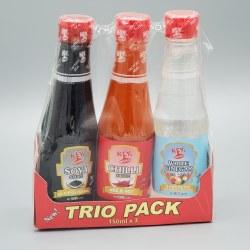 Key Brand Trio Sauce 450ml