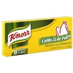 Knorr Chicken Bouillion 8pc 88g