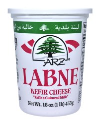 Arz labne (Kefir Cheese) 16 oz