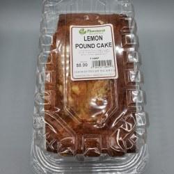 Phoenicia Lemon Pound Cake (1 loaf)