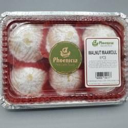 Phoenicia Maamoul Cookies Walnut 6 pc