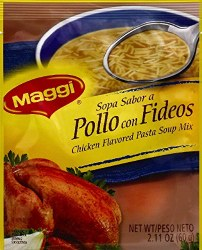 Maggi Chicken With Pasta Soup Mix 2.11oz