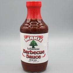 Makiz Lebanese BBQ Sauce 16 oz