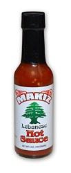 Makiz Lebanese Hot Sauce 5oz