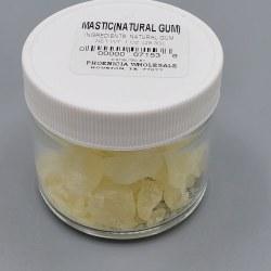Mastic Natural Gum 1oz Jar