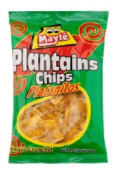 Mayte Salted Plantain Chips 3.5oz