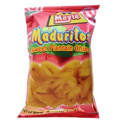 Mayte Sweet Plantain Chips 3.5oz