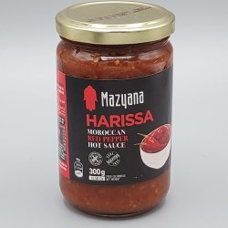 Mazyana Harissa Spice 300g