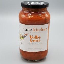 Mia's Kitchen Vodka Pasta Sauce 25oz