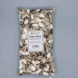Phoenicia Mixed Seeds Roasted and Salted 14 oz