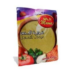 Moona Lentil Soup Mix 85g