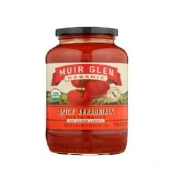 Muir Glen Spicy Arrabbiata Sauce Organic 25oz