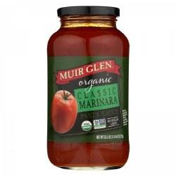 Muir Glen Calssic Marinara Sauce Organic 25oz