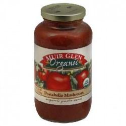 Muir Glen Portabello Mushroom Sauce Organic 25oz