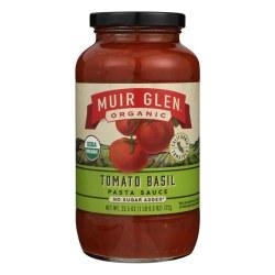 Muir Glen Tomato Basil Sauce Organic 25oz