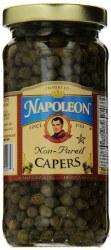 Napoleon Capers Nonpareil 8oz