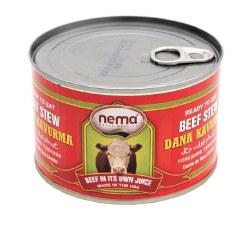 Nema Beef Stew Tushonka Halal 420g