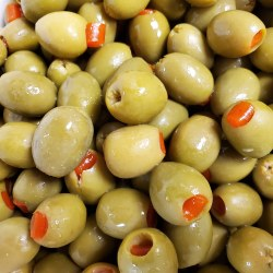 Olive Bar - Queen Pimento Stuffed Olives