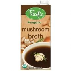 Pacific Mushroom Broth 32oz