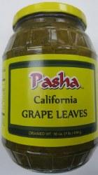 Pasha Grape Leaves 16oz