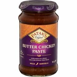 Patak Butter Chicken Paste 11oz