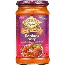 Patak Dopiaza Curry Sauce 15oz