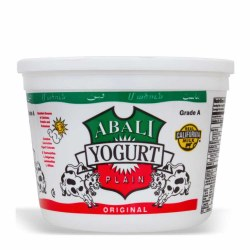 Abali Plain Yogurt 64oz