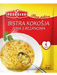 Podravka Clear Noodle Soup 45g
