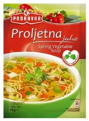 Podravka Spring Vegetable Soup 60g