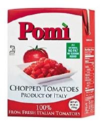 Pomi Chopped Tomatoes 750g