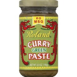 Roland Curry Paste Green 6.8oz